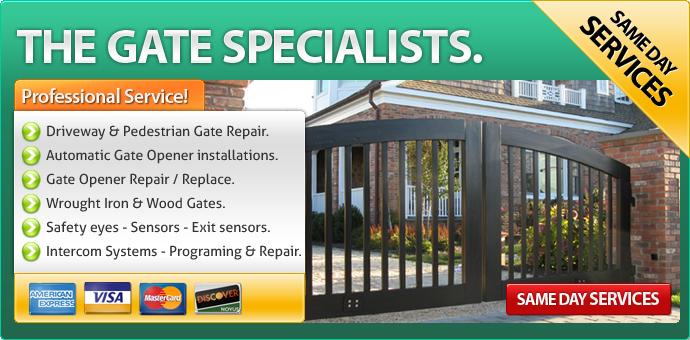Gate Repair Santa Clarita CA
